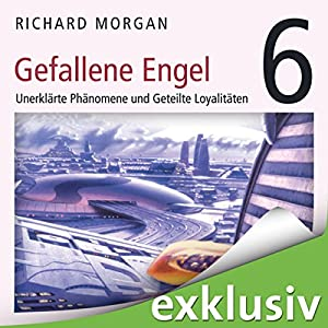 Kovacs 6: Gefallene Engel III Hörbuch