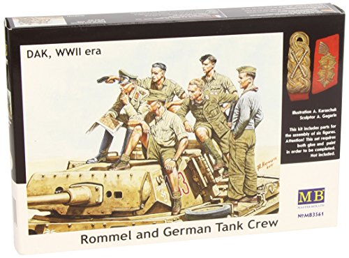masterbox-135-scale-rommel-and-german-tank-crew-dak-wwii-era-assembly-parts
