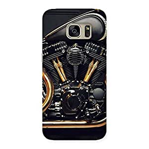 Impressive Awesome Cruise Engine Back Case Cover for Galaxy S7