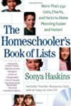 Homeschooler's Book of Lists, The: Mo...