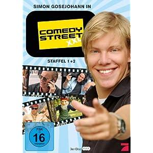 Comedystreet XXL