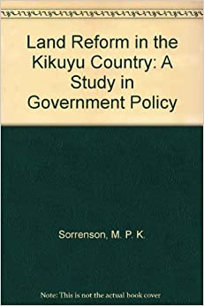 study on the kikuyu In this article gikuyu (kikuyu) people of kenya introduction  this ethnography offers an accurate and comprehensive study of precolonial gikuyu society lonsdale.