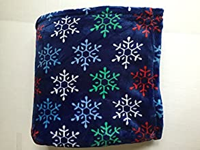 Personalized Blanket 539x639 - Snowflakes- Custom Embroidery - Monogrammed Throw Blanket - Ultra Plu
