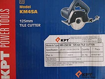 KM4 Marble Cutter