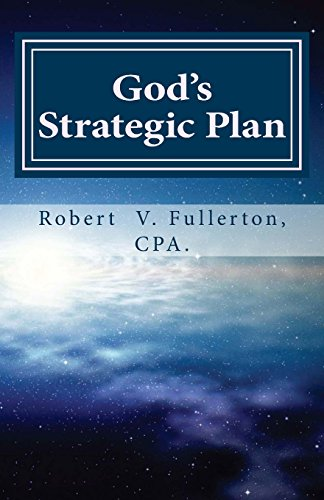 God's Strategic Plan