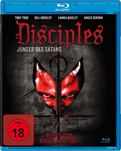 Disciples - Jünger des Satans [Blu-ray]