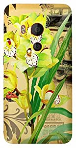 WOW Printed Designer Mobile Case Back Cover For HTC Butterfly 3