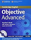 Objective CAE 3rd  Teacher's Book with Teacher's Resources Audio CD/CD-ROM
