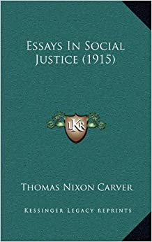 social justice short essay This is not an example of the work written by our professional essay writers rule of law and access  rule of law and access to justice:  social justice was.