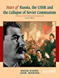 img - for Years of Russia: The USSR and the Collapse of Soviet Communism book / textbook / text book