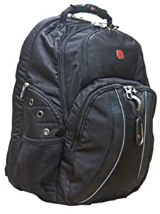 SwissGear ScanSmart Laptop Backpack - Black
