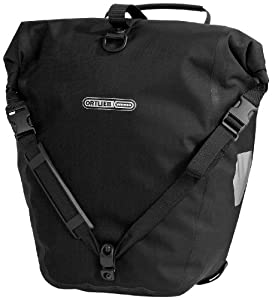 Ortlieb Back Roller Plus Bag - Pair Black 40L