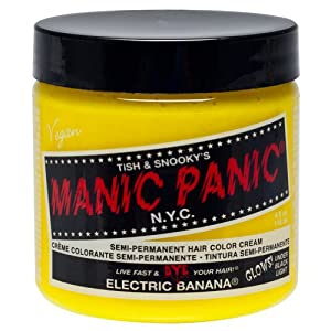 Manic Panic - Electric Banana Cream Hair Color