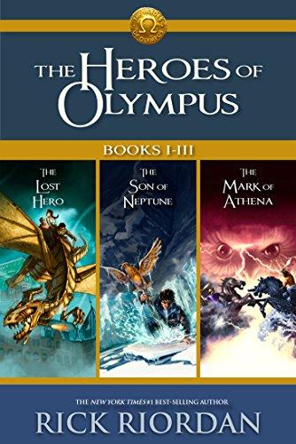 The Heroes of Olympus by Rick Riordan (epub)