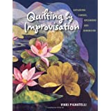 Quilting by Improvisation: Exploring Curves, Openwork and Dimension ~ Vikki Pignatelli
