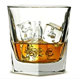 Inverness Double Old Fashioned Tumblers 12.5oz / 370ml - Set of 4 | 37cl Glasses DuraTuff Tumblers from Libbey Glassware