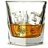Inverness Double Old Fashioned Tumblers 12.5oz / 370ml - Set of 4 | 37cl Glasses, DuraTuff Tumblers from Libbey Glassware