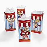 Big Top Paper Party Goody Bags (1 dz)