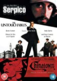 Serpico / The Untouchables / Chinatown [DVD]