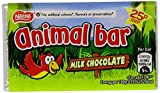 Nestlé Animal Bar Milk Chocolate Bar 19 g (Pack of 44)