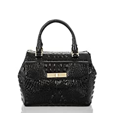 Malia Satchel<br>Black Melbourne