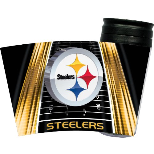 Nfl Pittsburgh Steelers Insulated Travel Tumbler