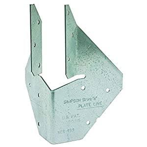 Simpson Strong Tie HCP2  18-Gauge 2x Hip Corner Plate