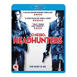 Jo Nesbo's Headhunters [Blu-ray]