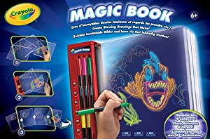Crayola 74-6000 - Crayola Magic Book