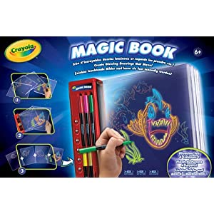 vivid 74 6000 crayola magic book burungakak. Black Bedroom Furniture Sets. Home Design Ideas