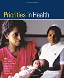 img - for Priorities in Health book / textbook / text book