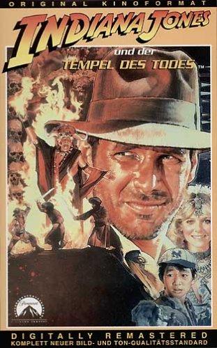Indiana Jones und der Tempel des Todes [VHS]