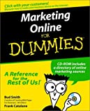 img - for Marketing Online For Dummies (For Dummies (Computer/Tech)) book / textbook / text book