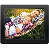 Nixplay 12 inch Wi-Fi Cloud Digital Photo Frame. iPhone & Android App, Email, Facebook, Dropbox, Instagram, Picasa - W12A