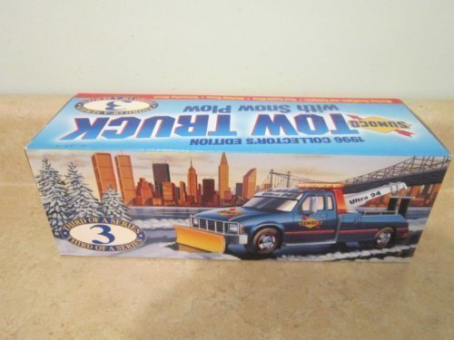 1996-sunoco-tow-truck-with-snow-plow-3-in-the-series-by-sunoco