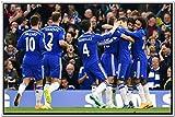 Shopolica Chelsea FC Poster (Chelsea-FC-Poster-1401)