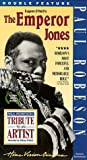 Emperor Jones/Paul Robeson Tribute [VHS] [Import]
