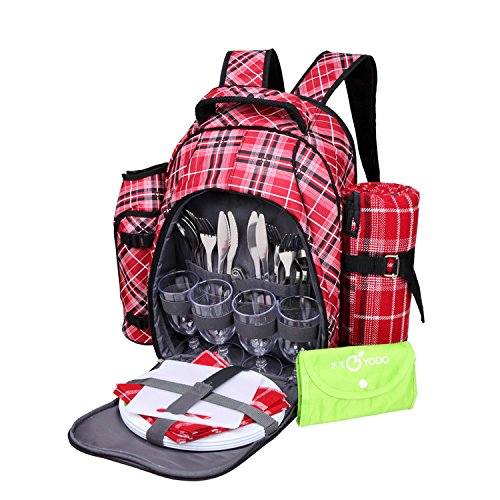 yodo-deluxe-fully-equipped-4-person-picnic-backpack-with-blanket-and-wine-holder-large-food-compartm