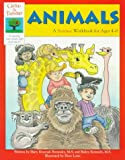 img - for Animals: A Science Workbook for Ages 4-6 (Gifted & Talented) book / textbook / text book