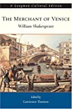 The Merchant of Venice, A Longman Cultural Edition (0321164199) by Shakespeare, William