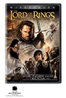 The Lord of the Rings: The Return of the King (Two-Disc Widescreen Theatrical Edition) from New Line Home Video