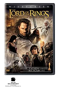 The Lord Of The Rings: The Return Of The King (Widescreen Edition)