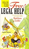Free! Legal Help (1878346350) by Lesko, Matthew; Naprawa, Andrew