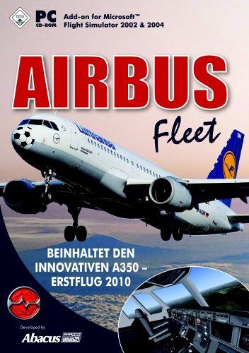 flight-simulator-2004-airbus-fleet