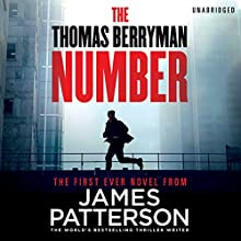 The Thomas Berryman Number (       UNABRIDGED) by James Patterson Narrated by Will Patton