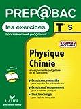echange, troc Jean-Charles Excoffon, Mustapha Dahmane - Prépabac, les exercices : Physique - Chimie, terminale S