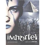 La Trilogie Nikopol : La Foire aux immortels - La Femme pi�ge - Froid �quateur : Immortel, ad vitam : Le Film, coffret de 4 volumespar Enki Bilal
