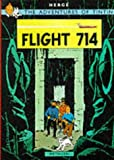 Flight 714 (The Adventures of Tintin) Herge