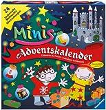 Ravensburger 22999 - Minis Adventskalender