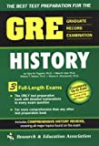 Gre in History (GRE Program) (087891885X) by Woodworth, Steven E.